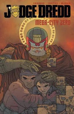 Judge Dredd Mega-City Zero Volume 3 (Paperback)