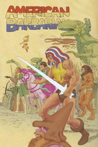 American Barbarian (Paperback)