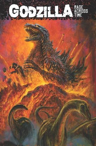 Godzilla: Rage Across Time (Paperback)