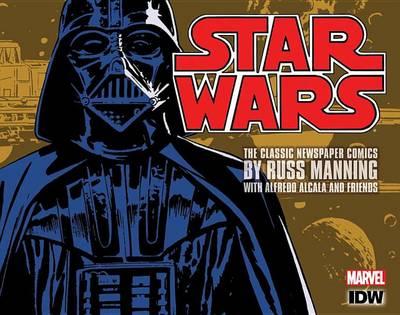 Cover Star Wars The Classic Newspaper Comics Vol. 1