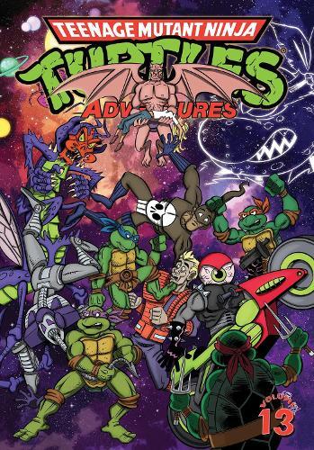 Teenage Mutant Ninja Turtles Adventures Volume 13 - TMNT Adventures 13 (Paperback)