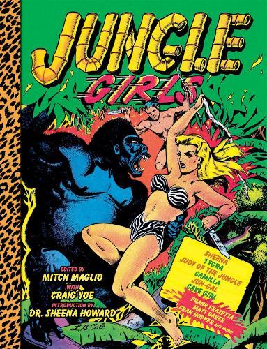 Jungle Girls (Hardback)