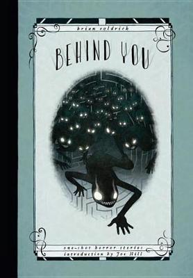 Behind You One-Shot Horror Stories (Hardback)