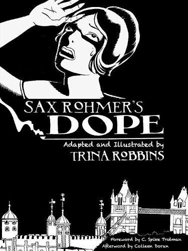 Sax Rohmer's Dope (Hardback)