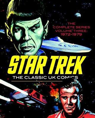 Star Trek The Classic UK Comics Volume 3 (Hardback)