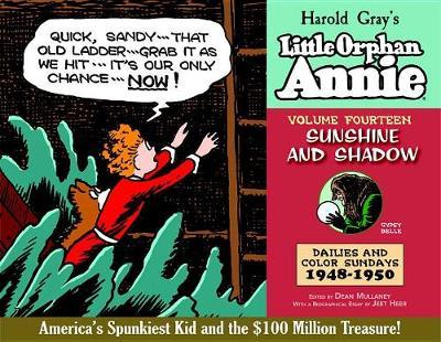 Complete Little Orphan Annie Volume 14 (Hardback)