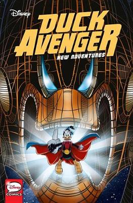 Duck Avenger New Adventures, Book 2 (Paperback)
