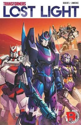 Transformers Lost Light (Paperback)