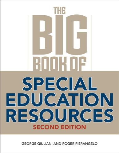 The Big Book of Special Education Resources: Second Edition (Hardback)