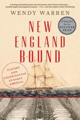 New England Bound: Slavery and Colonization in Early America (Paperback)
