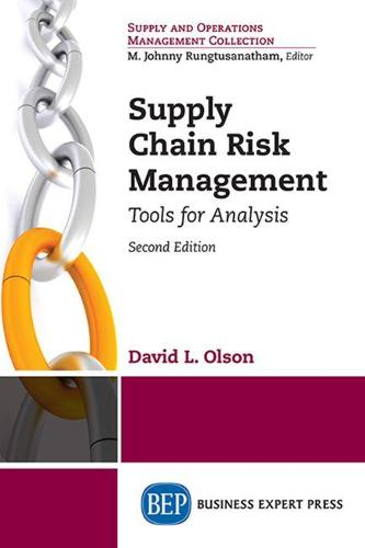 Supply Chain Risk Management (Paperback)
