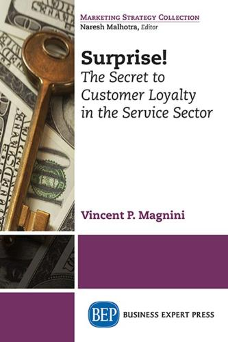 Surprise!: The Secret to Customer Loyalty in the Service Sector (Paperback)