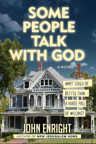 Some People Talk with God: A Novel - Dominick Chronicles (Hardback)