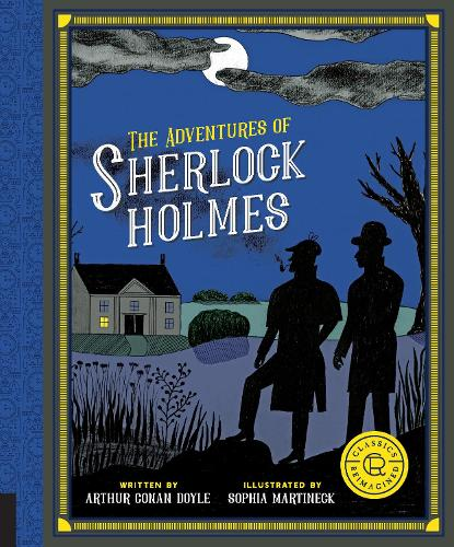 Classics Reimagined, The Adventures of Sherlock Holmes - Classics Reimagined (Paperback)