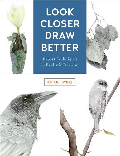 Look Closer, Draw Better: Expert Techniques for Realistic Drawing (Paperback)