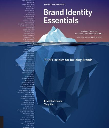 Brand Identity Essentials, Revised and Expanded: 100 Principles for Building Brands - Essential Design Handbooks (Paperback)