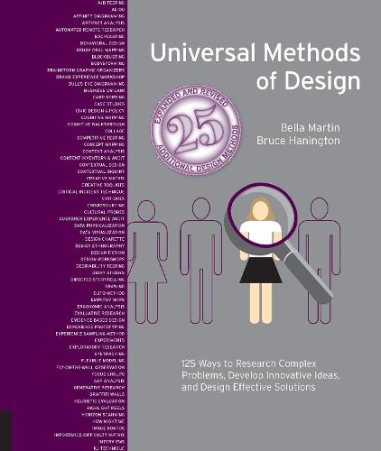 Universal Methods of Design Expanded and Revised (Paperback)
