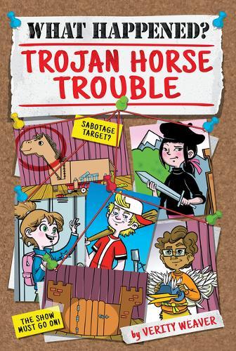 What Happened? Trojan Horse Trouble (Hardback)