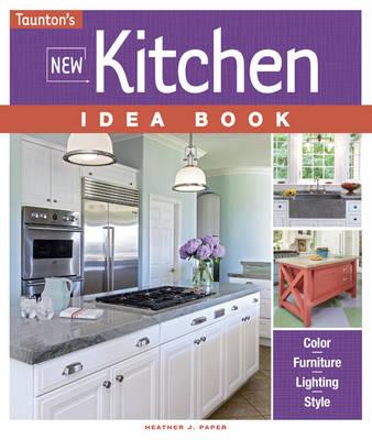 New Kitchen Idea Book - Idea Books (Paperback)