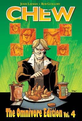 Chew Omnivore Edition Volume 4 (Hardback)