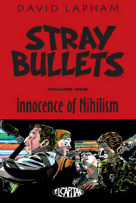 Stray Bullets Volume 1: Innocence of Nihilism (Paperback)
