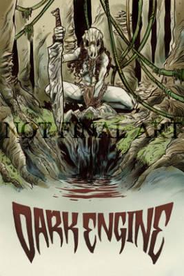 Dark Engine Volume 1: The Art of Destruction (Paperback)