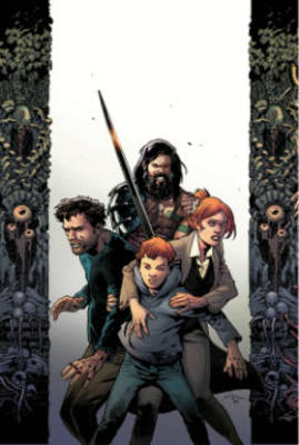 Birthright Volume 1: Homecoming (Paperback)