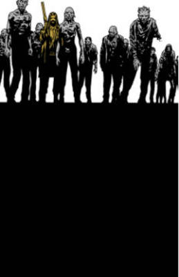 The Walking Dead Book 11 (Hardback)