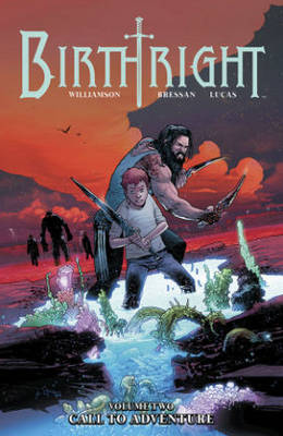 Birthright Volume 2: Call to Adventure (Paperback)