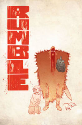 Rumble Volume 2: A Woe That is Madness (Paperback)