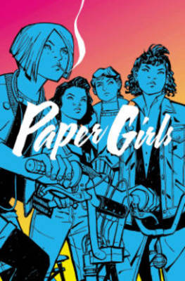 Paper Girls Volume 1 (Paperback)