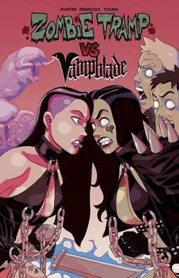Zombie Tramp Vs. Vampblade (Paperback)