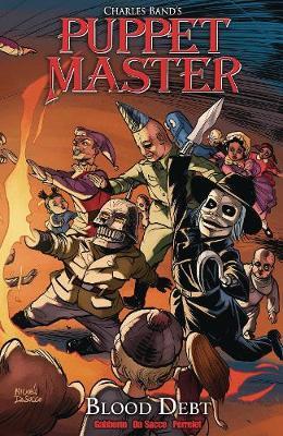 Puppet Master Volume 4: Blood Debt (Paperback)