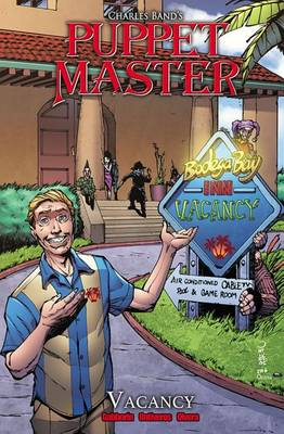 Puppet Master Volume 5: Vacancy (Paperback)