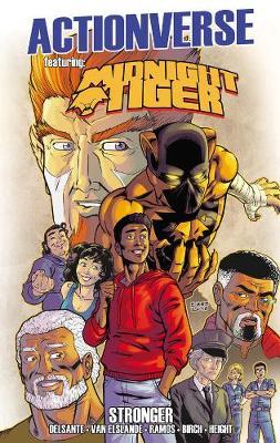 Midnight Tiger: Stronger (Paperback)