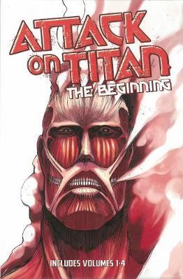 Attack On Titan: The Beginning Box Set (Paperback)