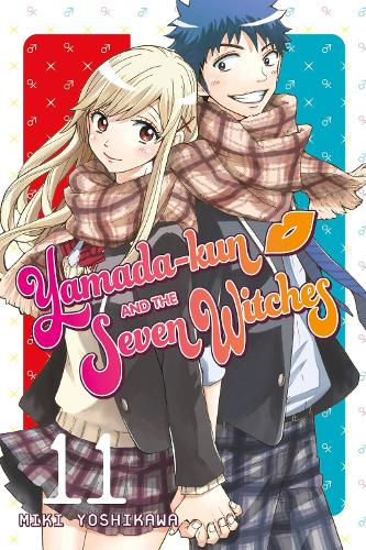 Yamada-kun & The Seven Witches 11 (Paperback)
