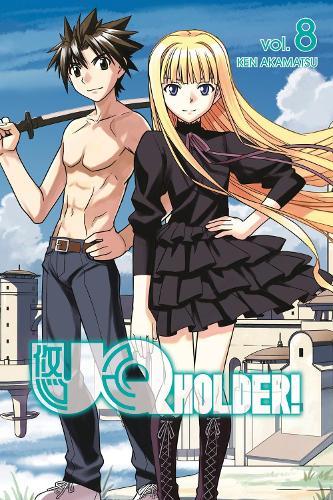 Uq Holder 8 (Paperback)