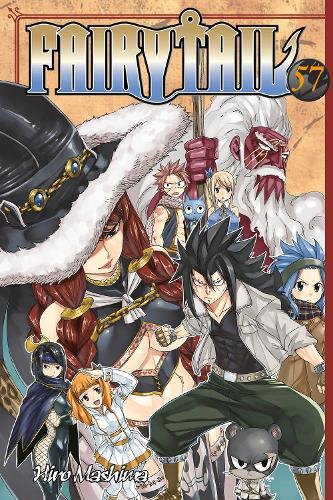 Fairy Tail 57 (Paperback)