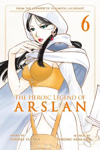 The Heroic Legend Of Arslan 6 (Paperback)