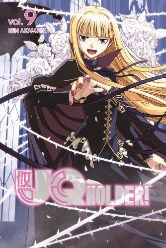 Uq Holder 9 (Paperback)