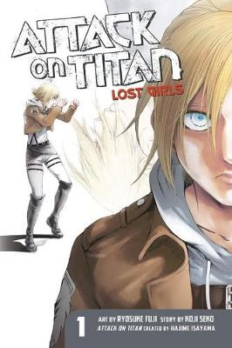 Attack On Titan: Lost Girls The Manga 1 (Paperback)