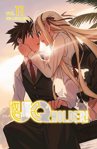 Uq Holder 11 (Paperback)