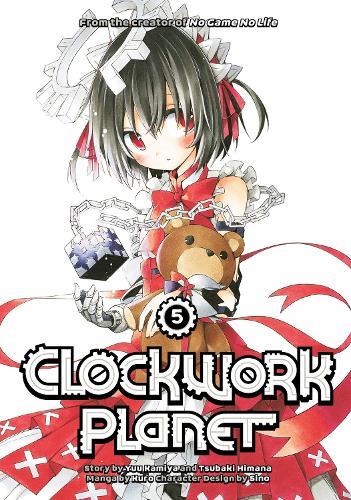 Clockwork Planet 5 (Paperback)