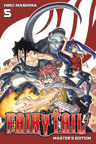 Fairy Tail Master's Edition Vol. 5 (Paperback)
