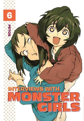 Interviews With Monster Girls 6 (Paperback)