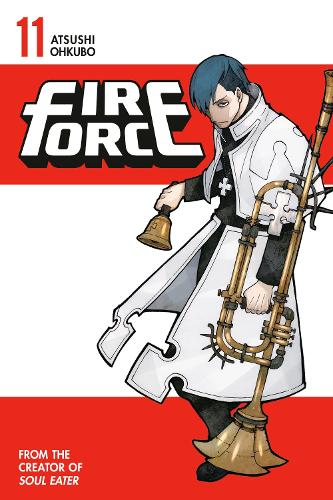 Fire Force 11 (Paperback)