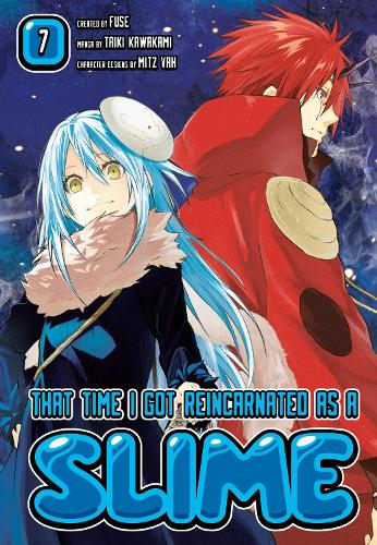 That Time I Got Reincarnated As A Slime 7 (Paperback)