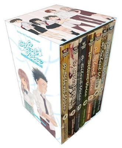 A Silent Voice Complete Series Box Set (Paperback)