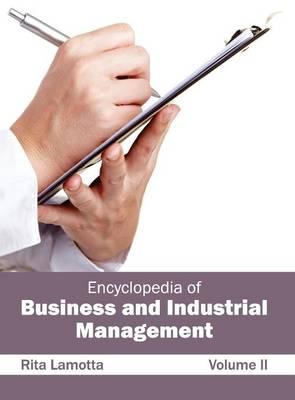 Encyclopedia of Business and Industrial Management: Volume II (Hardback)